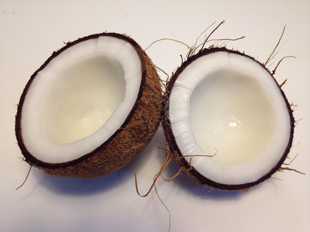 coconut water kefir brew